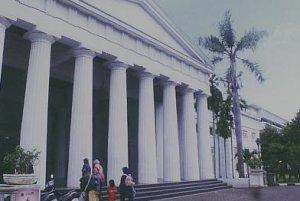 Museum Seni Rupa dan Keramik Selami Sejarah Seni Rupa Indonesia