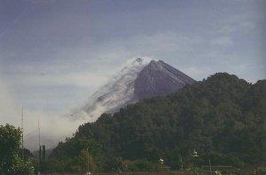 Tetirah di Lereng Gunung Merapi
