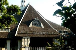 Kenang Majapahit di Museum Mpu Tantular