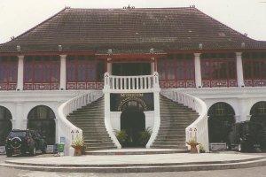 Museum Sultan Mahmud Badaruddin II Sentuhan Budaya di Bumi Sriwijaya