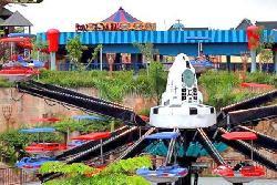 Sumatera Utara Punya Theme Park Keren di Sibolangit
