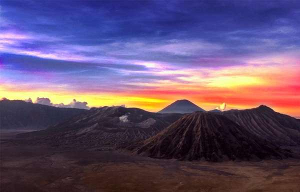 Sunrise Gunung Bromo yang Mendunia